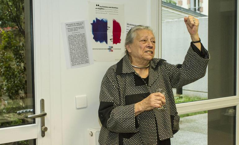 Mort de Thérèse Clerc, fondatrice de la Maison des Babayagas