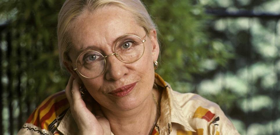 Mort de Françoise Mallet-Joris, féministe et femme de lettres