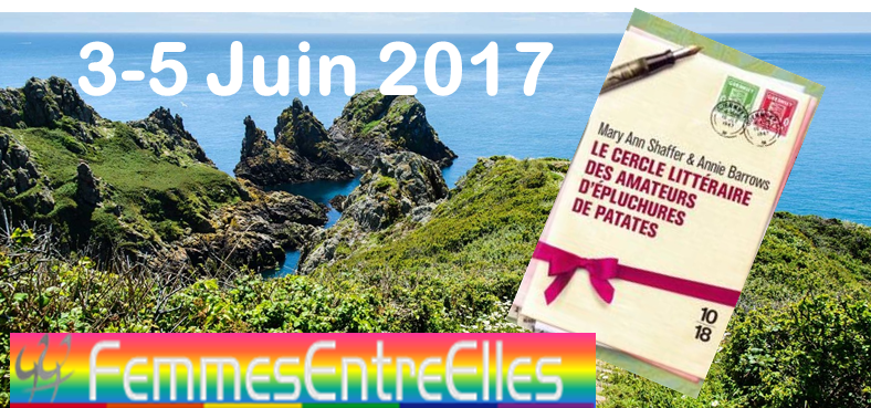 Week End Guernesey 3-5 Juin 2017