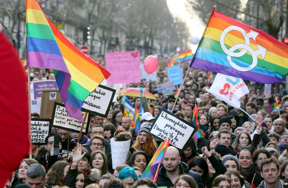 Pour les représentants LGBT, une campagne sur fond d'amertume...