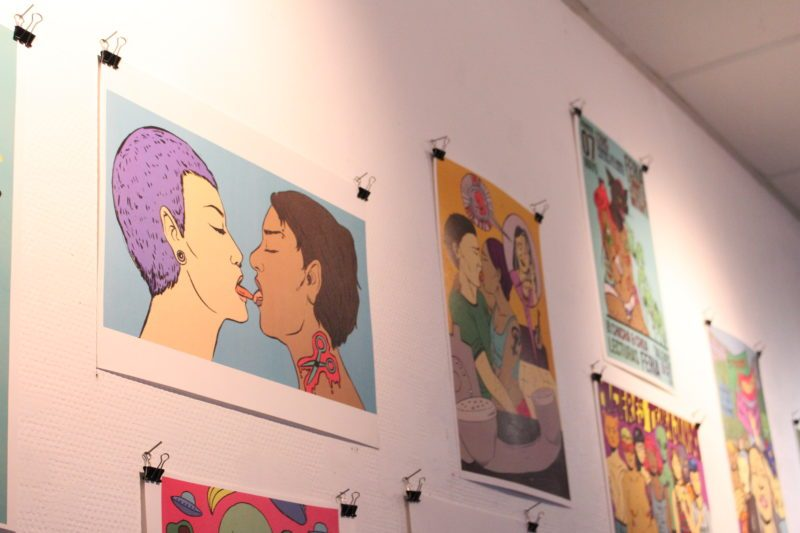 Expo féminisme radical gratuite...