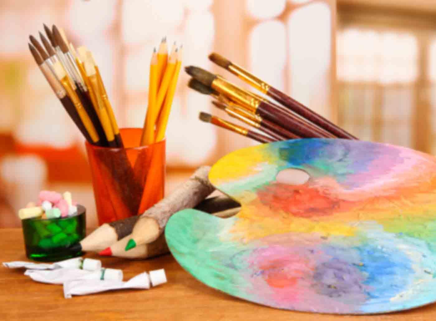[FEE] Atelier peinture, Le 24 février 2018 à 14h au local