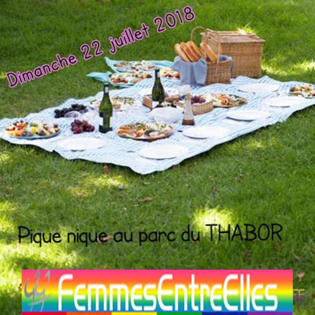 [FEE] Pique-nique champêtre au THABOR à Rennes...