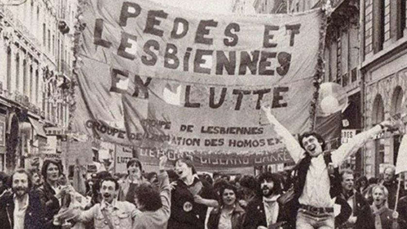 Émission en quatre volets...Une histoire des homosexualités.