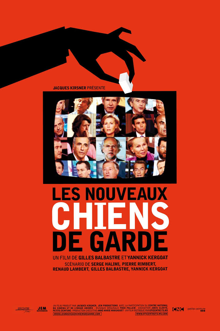 "[FEE] projection du Film ""les chiens de garde"" au local le 18 décembre"