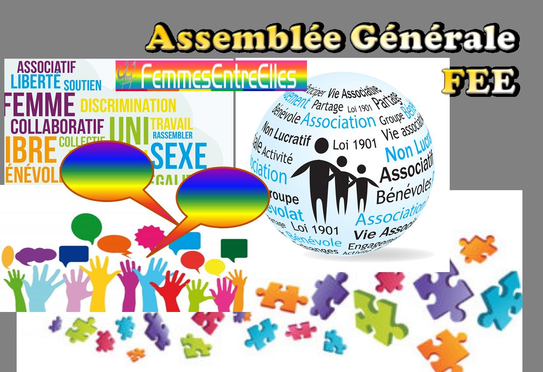 [FEE] Assemblée Générale  le 15 Février 2020 à 18h