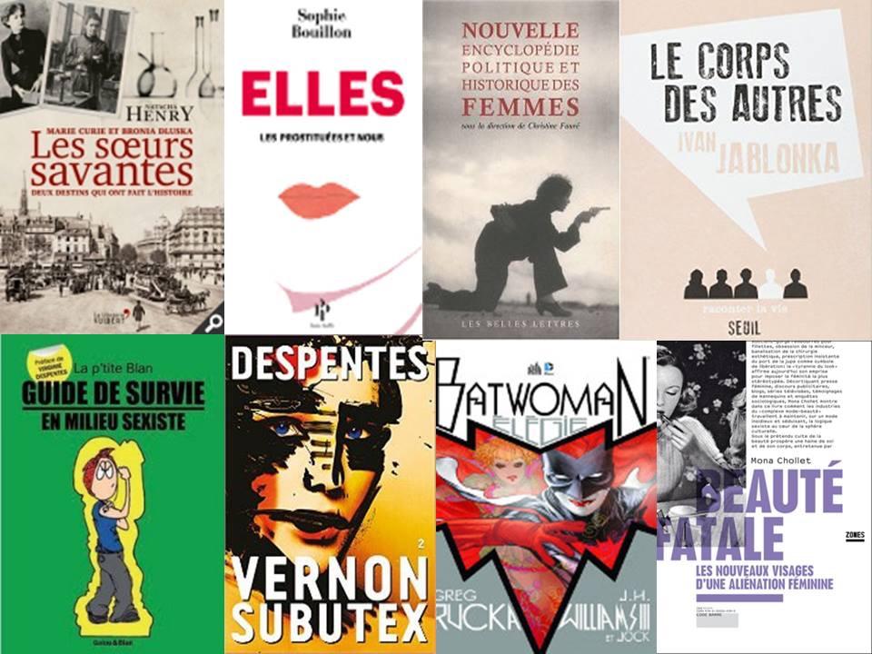 Homos à mots : actualité culturelle  Vos lectures de l'été