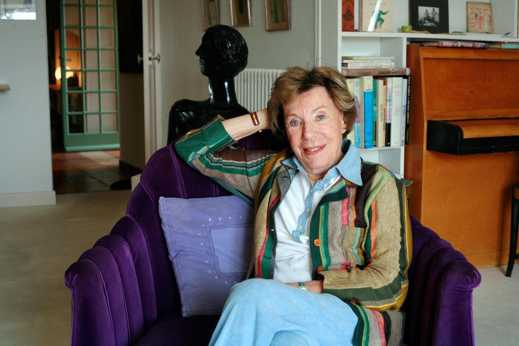 Mort de Benoîte Groult: grande figure du féminisme...