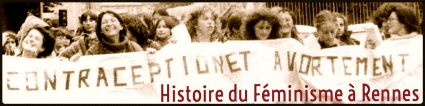 Histoire du féminisme à Rennes, newsletter printanière
