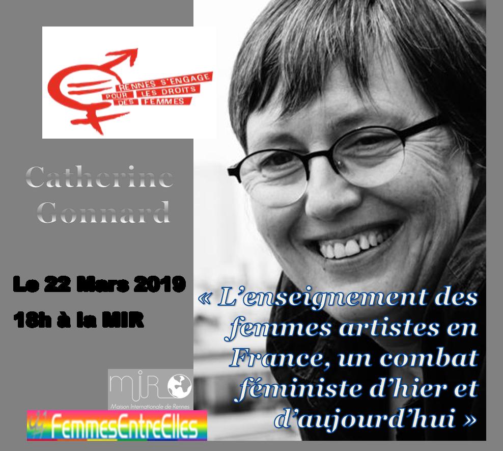 [FEE] : Conférence Catherine Gonnard Journées du 8 Mars 2019