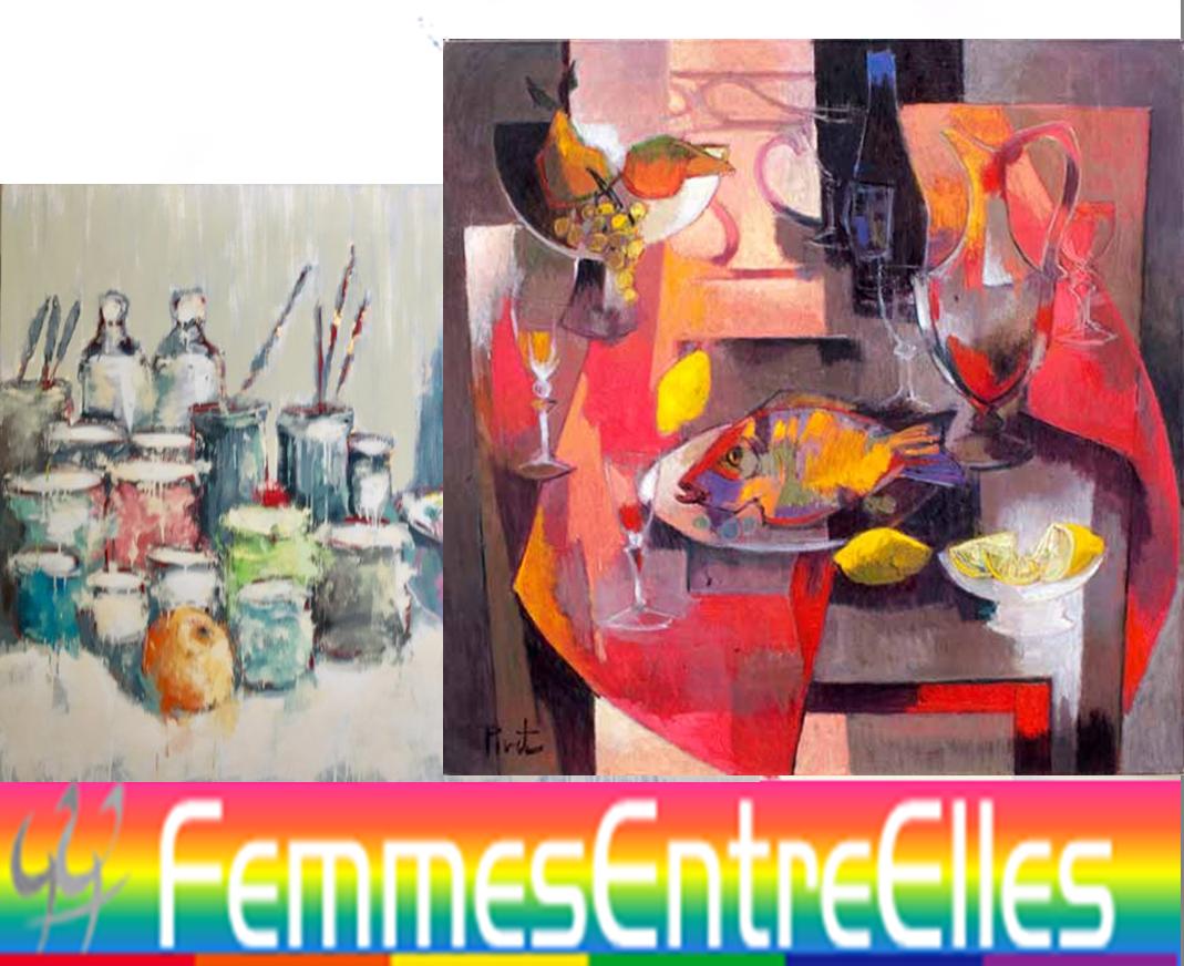 [FEE]  Atelier peinture de Joséphine autour des natures mortes le 26 Janvier 2020