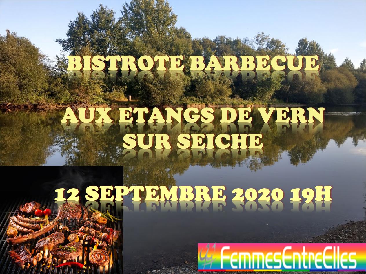 Bistrote BBQ aux étangs Vern sur Seiche le 12 Septembre 2020