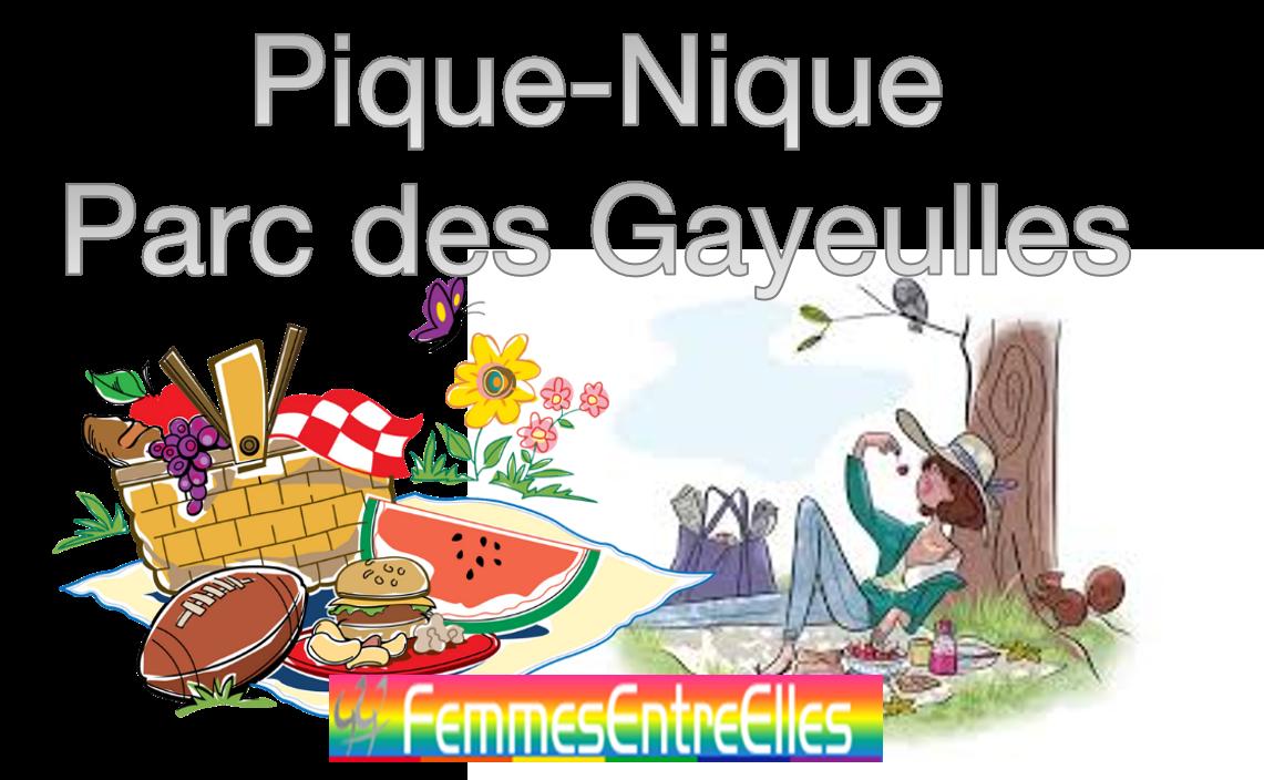 Pique-Nique parc des Gayeulles, 21 Mars 2021